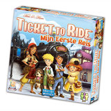 Ticket to Ride: Mijn Eerste Reis_