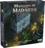 PRE-ORDER: Mansions of Madness (2nd Edition): Streets of Arkham_