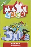 Maxi Loco - Tafels 11-25 (8-10 jaar)
