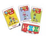 Mini Loco - Pakket: Mijn Eerste Letters & Woorden (4-6 jaar)
