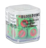 Blood Bowl: The Gouged Eye Dice Set