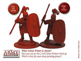 Colour Primer - Pure Red (The Army Painter)