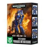 Warhammer 40,000 - Primaris Space Marine Intercessors (Easy to Build)