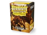 Dragon Shield Card Sleeves: Standard Copper (63x88mm)