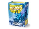 Dragon Shield Card Sleeves: Standard Matte Petrol (63x88mm)