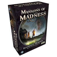 Mansions of Madness: Figure & Tiles - Suppressed Memories