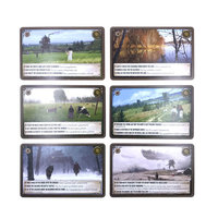 PRE-ORDER: Scythe: Promo Cards 37-42