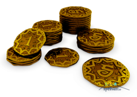 Rise to Nobility: Metal Coins