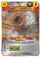 Promo Terraforming Mars: Small Asteroid