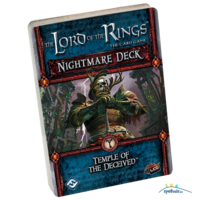 The Lord of the Rings LCG: The Card Game - Temple of the Deceived (Nightmare Deck)