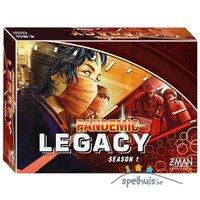 Pandemic Legacy Red (ENG)