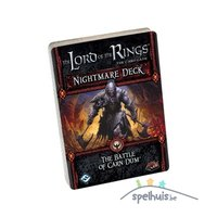 The Lord of the Rings LCG: The Card Game - The Battle of Carn Dum (Nightmare Deck)