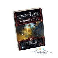 The Lord of the Rings LCG: The Card Game - The Treachery of Rhudaur (Nightmare Deck)
