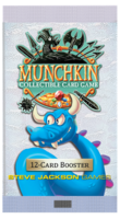 Munchkin Collectible Card Game: Booster