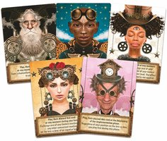 Promo Imaginarium: 5 Handymen Power Cards