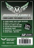 Mayday Card Sleeves (Premium): Card Sleeves (63,5x88mm) - 50 stuks