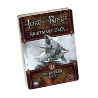 The Lord of the Rings LCG: The Card Game - The Redhorn Gate (Nightmare Deck)