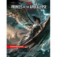 Dungeons & Dragons: Princes of the Apocalyse