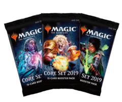 MTG: Core Set 2019 Booster
