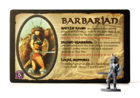 Promo Defenders of the Realm: The Barbarian