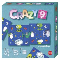 Crazy 9: In Space