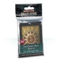 Warhammer Underworlds: Shadespire - The Chosen Axes Sleeves