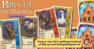 Brugge mini-uitbreiding: De Dieren