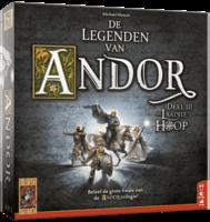 PRE-ORDER: De Legenden van Andor: De Laatste Hoop (Deel III)