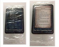 Promo Aventuria Adventure Card Game (The Non-Gambling Kind)