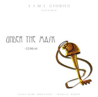 T.I.M.E. Stories 3: Under The Mask