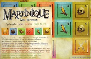 Martinique: Mini Expansion
