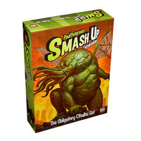 Smash Up: The Obligatory Cthulhu Set Expansion