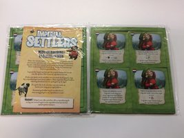 Promo Imperial Settlers: Expeditietegels
