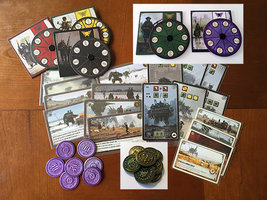 PRE-ORDER: Scythe: Easy Bundle #3 - All Scythe Promo Items