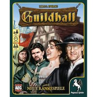 Guildhall: Job Faire/Neue Ränkespiele