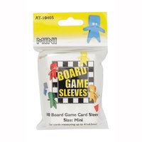 Board Game Sleeves: Mini (41x63mm) - 100 stuks