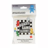 Board Game Sleeves: Standard (63x88mm) - 100 stuks