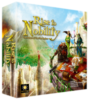 PRE-ORDER: Rise to Nobility - Deluxe Versie