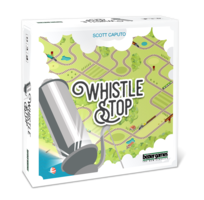 PRE-ORDER: Whistle Stop
