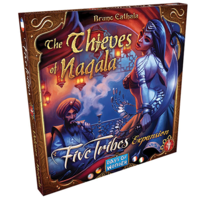 Five Tribes: The Thieves of Naqala