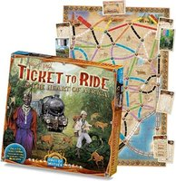 Ticket To Ride - Map Collection: The Heart of Africa