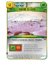 Promo Terraforming Mars: Snow Algue