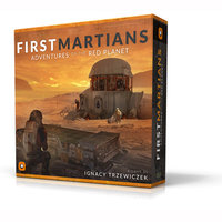 PRE-ORDER: First Martians: Adventures on the Red Planet