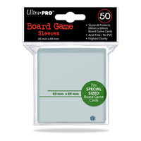 Ultra Pro Board Game Sleeves: Special Sized (69x69mm) - 50 stuks