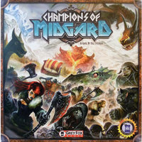 PRE-ORDER: Champions of Midgard