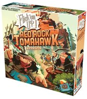 Flick 'em Up! Red Rock Tomahawk