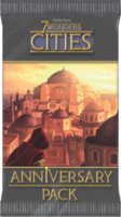 7 Wonders: Cities Anniversary Pack