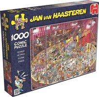 Het Circus - Jan van Haasteren (1000)