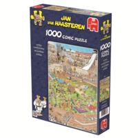 Olympische Spelen - Jan van Haasteren (1000)