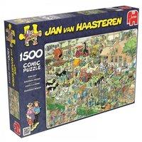 Boerderij Bezoek - Jan van Haasteren (1500)